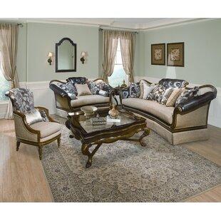 Salvatore Configurable Living Room Set