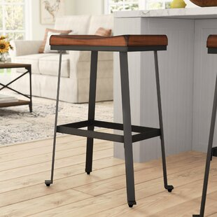 Casarina 30 Bar Stool Gracie Oaks