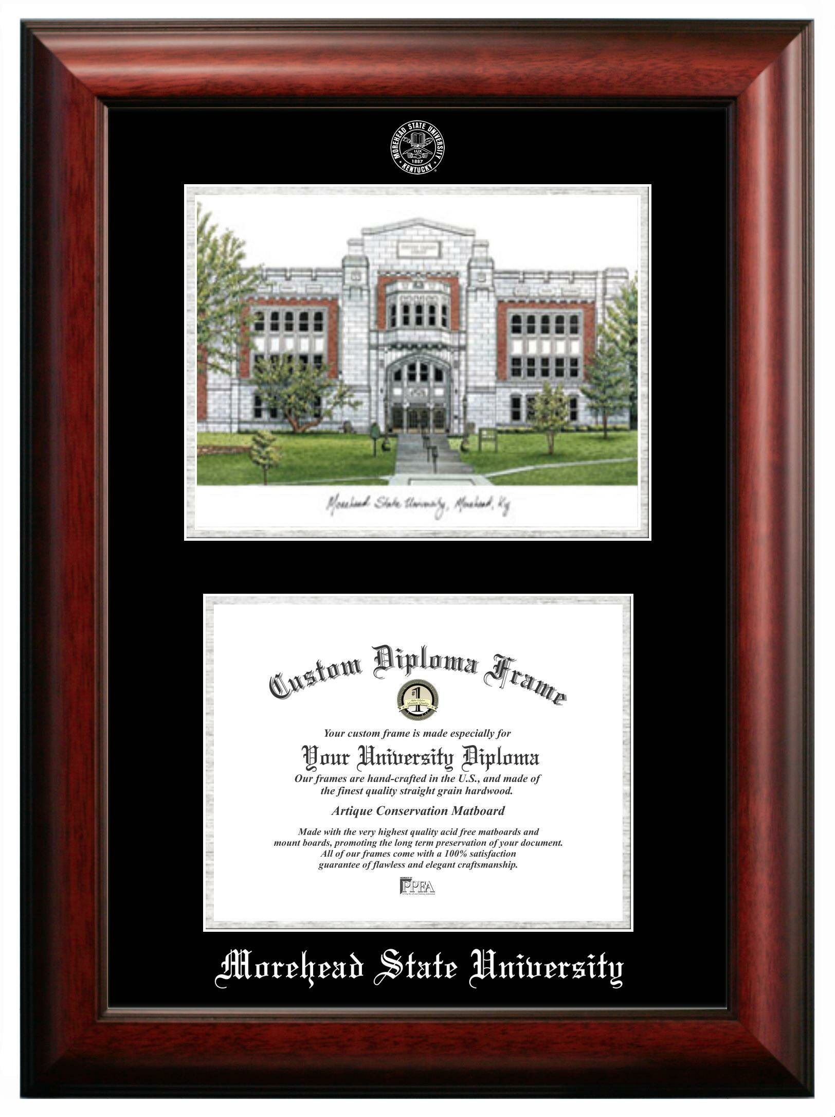 Campus Images Morehead State University Picture Frame Wayfair