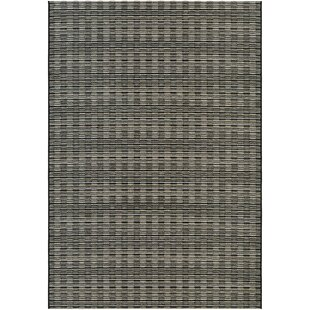 Napa Brown/Gray Indoor/Outdoor Area Rug
