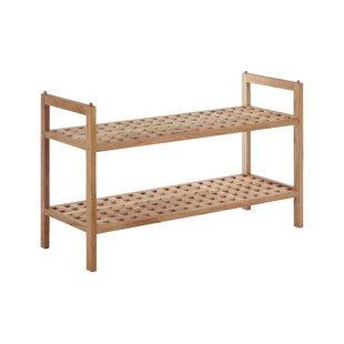 Stackable Shoe Rack By Natur Pur
