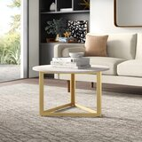 Claudia Frame Coffee Table by Ivy Bronx