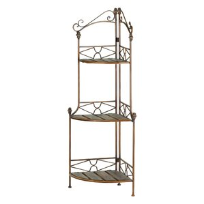Alicia Corner Baker's Rack by August..