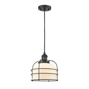 Breakwater Bay 1-Light Hanrahan Pendant
