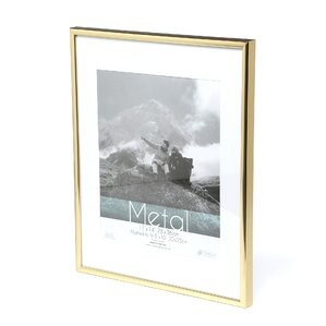 metal matted photo picture frame - Metal Picture Frame