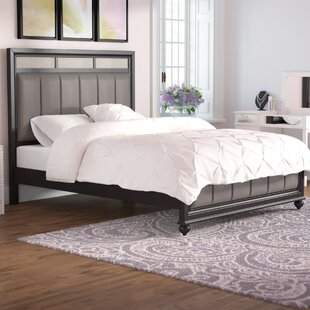Willa Arlo Interiors Chappell Upholstered Panel Bed