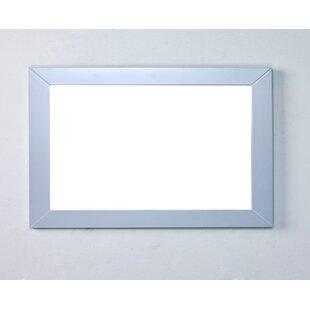 Reviews Piccirillo Rectangle Framed Bathroom Wall Mirror ByBrayden Studio
