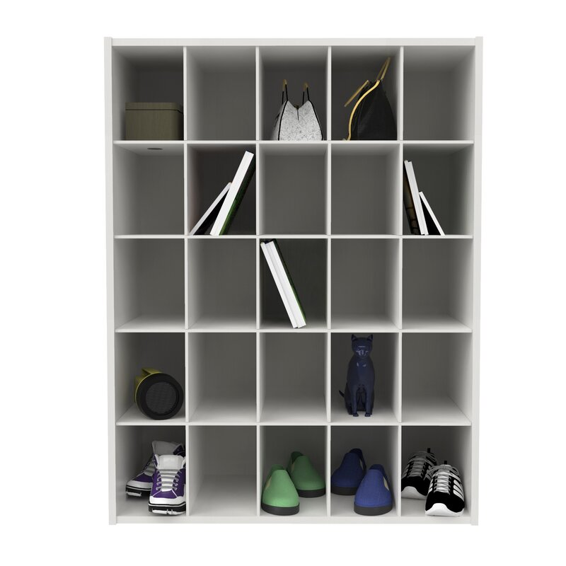 cb163d3c5f7fa ClosetMaid 25 Pair Stackable Shoe Rack   Reviews