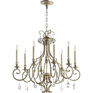 Ophelia & Co. Richason 8-Light Chandelier