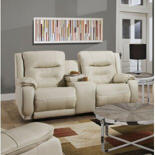 Southern Motion Crescent Reclining Loveseat