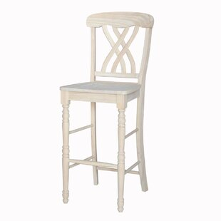 Anselme 30 Bar Stool August Grove