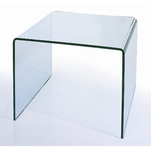 Ryder Bent End Table by Hokku Designs