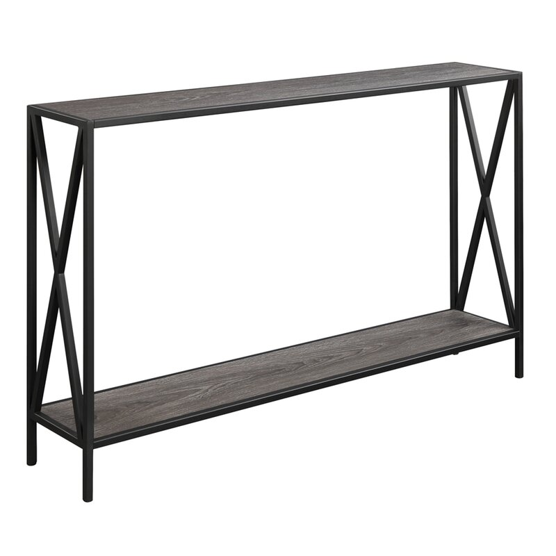 abbottsmoor metal frame console table - Metal Frame Coffee Table