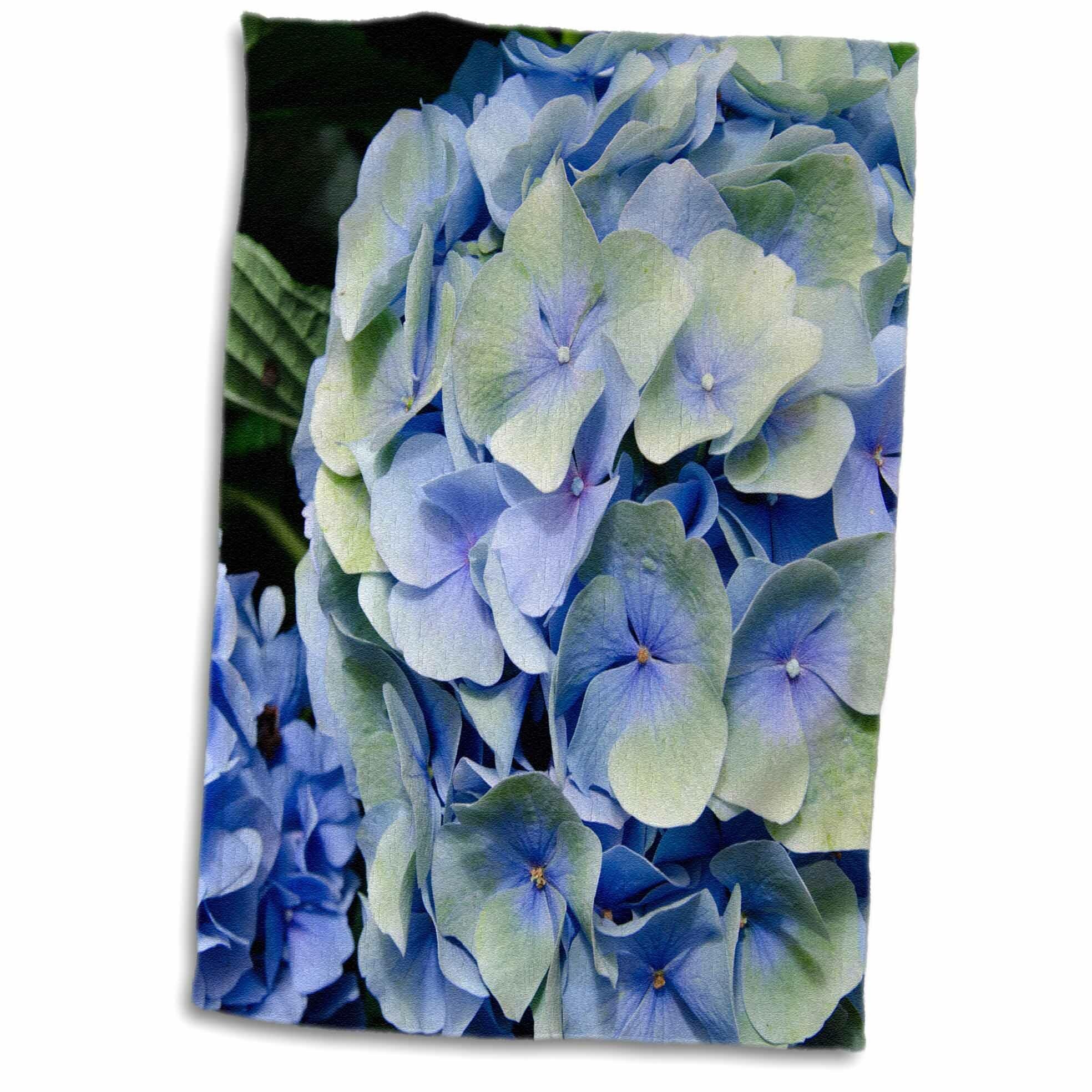 East Urban Home Willem Usa Alabama Theodore Bellingrath Gardens And Home Hydrangea Flower Hand Towel Wayfair