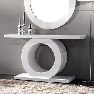 Orren Ellis Brooklynn Console Table
