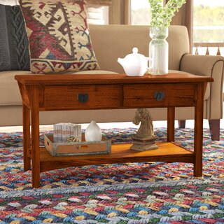 Alameda Coffee Table by Loon Peak SKU:BE929025 Reviews