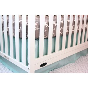 Standard Box Pleat Crib Skirt