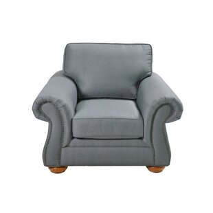 Hutto Stationary Armchair by Alcott Hill