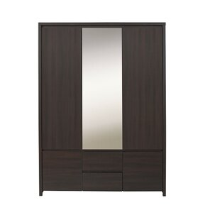 Marnisha 5 Door Wardrobe By Mercury Row