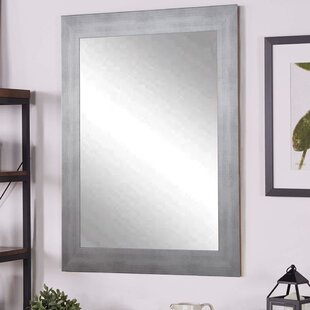 Searching for Neutral Interior Trend Wall Mirror By Brayden Studio