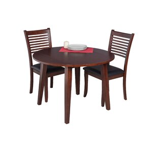 Dinh 3 Piece Drop Leaf Dining Set by Latitude Run