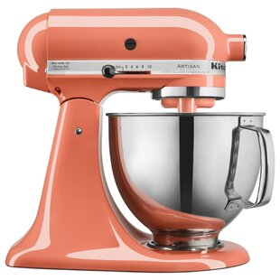 Artisan® Series Tilt-Head 5 Qt. Stand Mixer - KSM150PS
