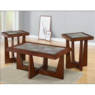 Latitude Run Sylvester 2 Piece Coffee Table Set