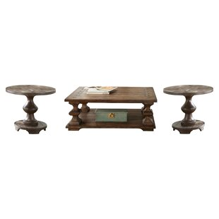 Online Reviews Howardwick 3 Piece Coffee Table Set By Greyleigh