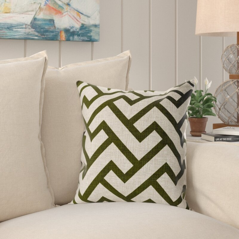Dion Square Decorative Throw Pillow