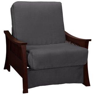 Beijing Futon Chair by Epic Furnishings LLC