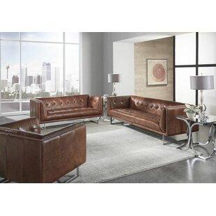 17 Stories Gulielma Configurable Living Room Set