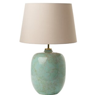 Turquoise Table Lamp Wayfair Co Uk