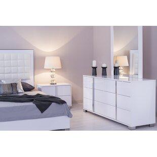 Orren Ellis Granberry 6 Drawer Double Dresser