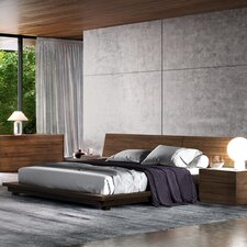 Modern Wood Bedroom Sets modern & contemporary bedroom sets | allmodern