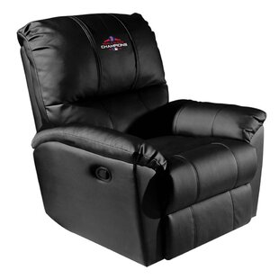 Dreamseat Boston Red Home Theater Individual Seating