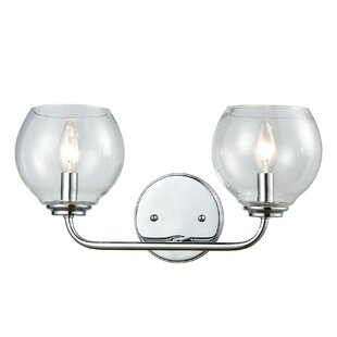 Debolt 2-Light Vanity Light by Charlton Home