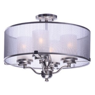 Tiltonsville 4-Light Semi-Flush Mount by Darby Home Co