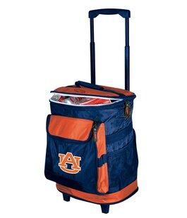 24 Can Collegiate Rolling Cooler - Auburn