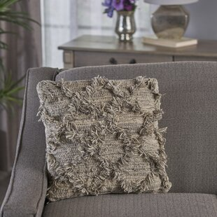 Meansville Wool Throw Pillow