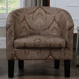 Livermore Barrel Chair by Bungalow Rose