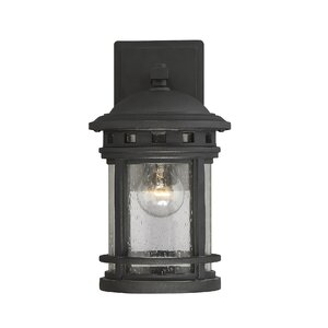 Grazierville 1-Light Outdoor Wall Lantern