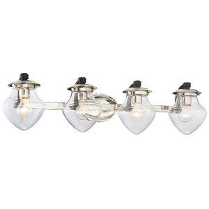 Bachus 4-Light Vanity Light