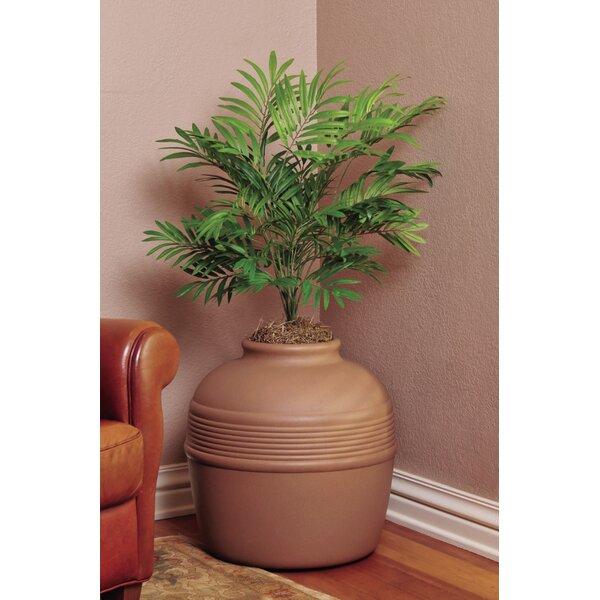 covered hidden cat litter box with decorative planter u0026 reviews wayfair - Litter Boxes