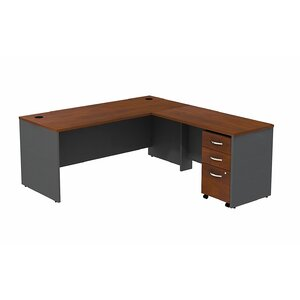 Series C L-Shape Executive Desk