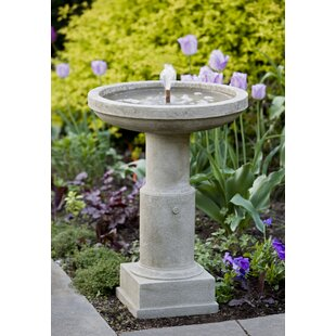 Campania International Concrete Powys Fountain