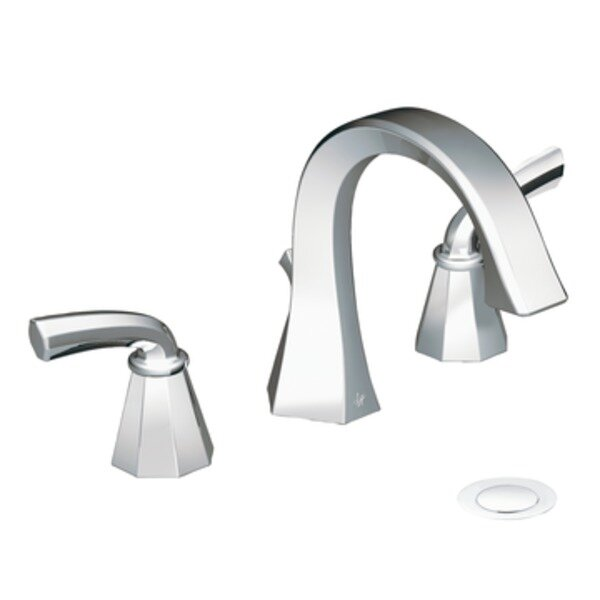 Felicity Widespread High Arc Bathroom Faucet