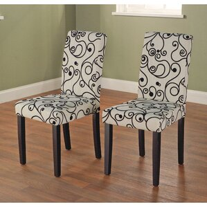 Neva Parson Chair (Set of 2) by Latitude Run