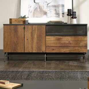 Union Rustic Teter TV Stand for TVs up to 60