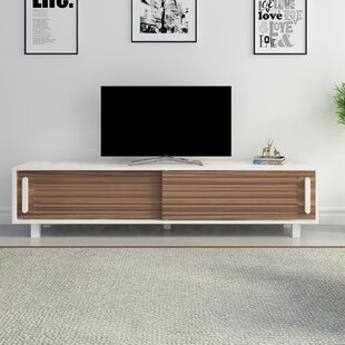 Great Price Stella TV Stand for TVs up to 70 by Turn on the Brights Reviews (2019) & Buyer's Guide