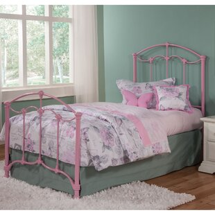 Arielle Panel Bed by Zoomie Kids